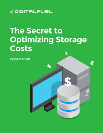 The Secret to Optimizing Storage Costs